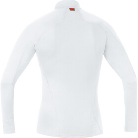 GORE RUNNING WEAR Essential Base Layer Turtleneck Men white